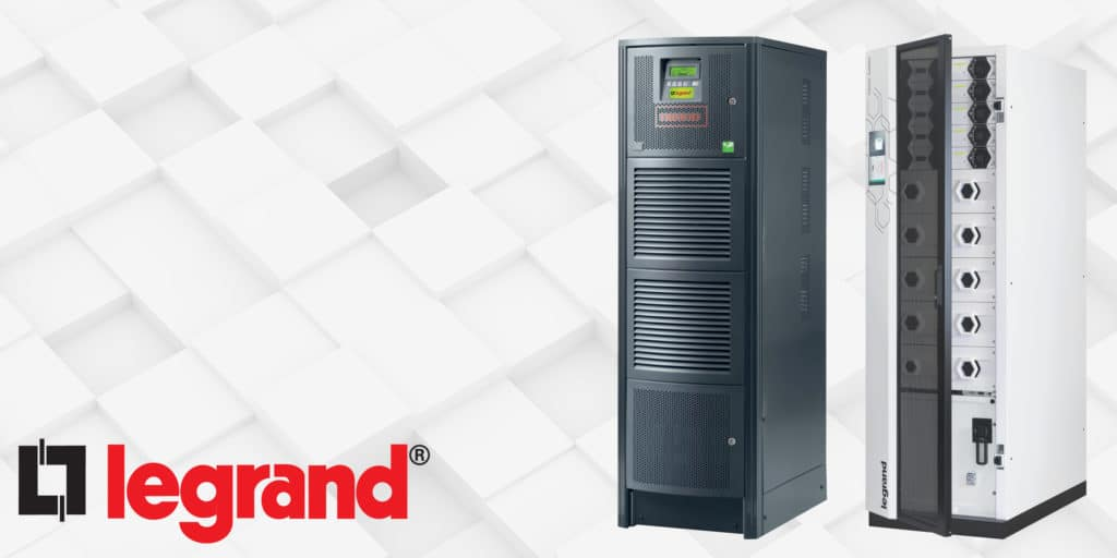 Legrand - Partner complete UPS system for business